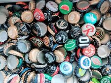 Beer Bottle Caps Crowns 50 Mixed Lot Assorted Micros Domestic Imports
