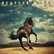 BRUCE SPRINGSTEEN - WESTERN STARS - NEW COLOURED VINYL LP (INDIES ONLY)
