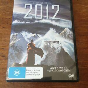2012 John Cusack DVD R4 Like New! FREE POST