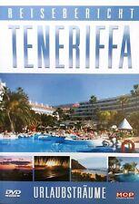DVD Reisebericht, Urlaubsträume - Teneriffa