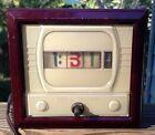 VINTAGE+TELE-VISION+CLOCK%2C+1954