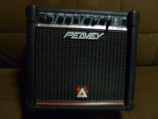 1997 Peavey Rage 158 15 Watt Trans Tube Series Guitar Amplifier