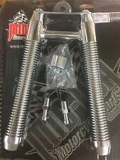 Frame Mount Chrome Billet Oil Cooler Most Harley Davidson Models EVO TC MU 89000