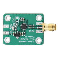 1-8000MHz AD8318 RF Log Detector RSSI Measuring Power Meter Module Board Parts