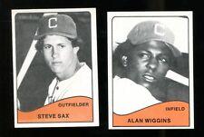 1979 TCMA Clinton Dodgers Minor League Complete Team Set NMT/MT+ Steve Sax