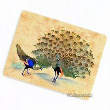 Peacock #5 Deco Magnet, Decorative Fridge Refrigerator Décor Bird Mini Gift