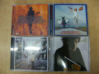 LOTTO 4 CD BOB DYLAN OASIS ROLLING STONES SANTANA