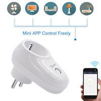 Sonoff S26 TFTTT WIFI Smart Power Socket Timer Switch fits Alexa Google Home
