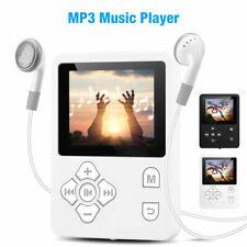 Portable Mini Mp3 Usb Music Player Digital Lcd Screen Fm Radio with Headphone