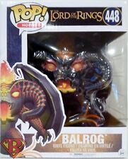 "BALROG The Lord of the Rings Pop Movies 6"" inch Vinyl Figure #448 Funko 2017"