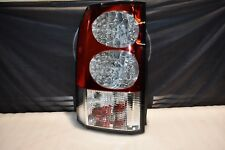 2010-2013 LAND ROVER DISCOVERY LR4 REAR LEFT LED TAIL LIGHT LAMP OEM AH2213405BD