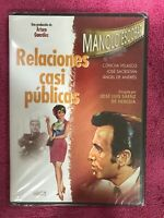 RELACIONES CASI PUBLICAS DVD NUEVO PRECINTADO MANOLO ESCOBAR CONCHA VELASCO
