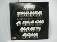 Ike Turner & Kings of Rhythm Black Man's Soul LP Pompeii 1969 Black Jacket
