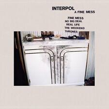 INTERPOL - A FINE MESS   CD NEW+