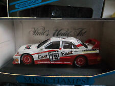 """Minichamps 1/43 Mercedes 190 E Evo 2 #78 DTM 1991 Lohr """"East"""""""
