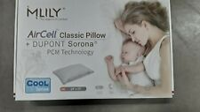 MLILY AirCell Classic Pillow+DUPONT Sorona PCM Technology