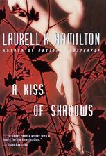 NEW! A Kiss of Shadows (2000, Hardcover, Meredith Gentry) Laurell K. Hamilton