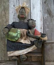 PATTERN~PRIMITIVE/KIPSEY AND BOOKER/FOLKART/BALCK/DOLLS/WATERMELON/SUMMER/PT092