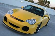 PORSCHE 996 TURBO GT FRONT BUMPER SIDE SKIRT SPOILER TAIL BODY KIT 01-05 TURBO