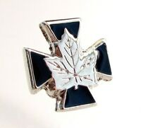 Canada Canadian The Member of  The Order of Police Merit  (M.O.M.)  Lapel Pin