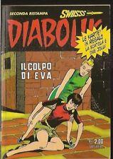 \  DIABOLIK SWISS #169 - ASTORINA -  OTTIMO ///
