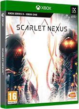 SCARLET NEXUS XBOX ONE E SERIES X NUOVO ITALIANO PREVENDITA USCITA 25 GIUGNO