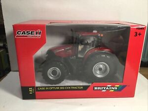 Britains 43136A1 Case IH Optus 300 CVX Tractor Mint In Box Ex Shop Stock