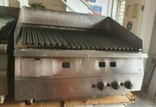 More details for falcon char grill | 3 burner | natural gas | original | peri peri | 90cm