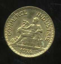 50 centimes   1926  CHAMBRE DE COMMERCE (  SUP )