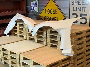 Fiberglass Wide Body Front Fenders for 13-16 Scion FR-S BRZ gt86
