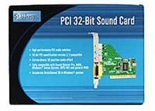 Star Logic Pci 32-Bit Sound Card 11000247 by Starlogic