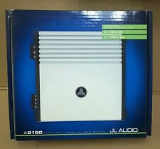 JL Audio A2150 98062  2-Channel Amp 220 watts max BRAND NEW in BOX Free Shipping