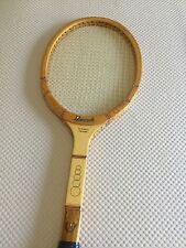 "Bancroft ""Olympic Champ"" Vintage Wood Tennis Racquet"