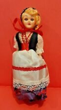 "Arco Dolls Of The World Norway 1970'. Gas Station Promo 7.5"" Original Box"
