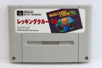 Wrecking Crew 98 Mario SFC Nintendo Super Famicom SNES Japan Import I6177