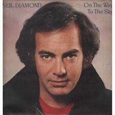 Neil Diamond Lp Vinile On The Way To the Sky / CBS 85343 Nuovo