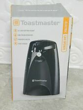 New Toastmaster Black Electric Can Opener Tm-61Cn New In Box