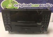 Used MERCEDES BENZ Factory OEM Radio CD Player 2001 2002 2003 2004 2005 2006