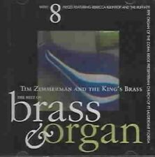 The Best of Brass & Organ 0099402403922 Tim Zimmerman and Th