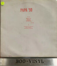 "PAPA 90 -SPIRIT - DRUMFISH 12"" Deep / Acid House Vinyl Record Vg+ PROMO"