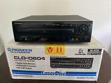Pioneer CLD- D604 Laserdisc Player AC-3 Karaoke