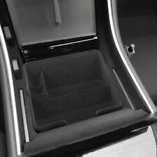 for Tesla Model 3 2017-2019 Center Console Flocking Storage Box Armrest Box M2X1