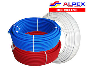 Alpex Multicouche NU GAINE ISOLE. D 16 - 26 mm Chauffage Sanitaire