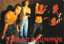 Red Hot Chilli Peppers old picture, Kilt, topless
