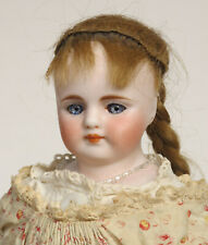 "Beautiful Early 13"" Simon & Halbig Shoulderhead Doll, marked S4H"
