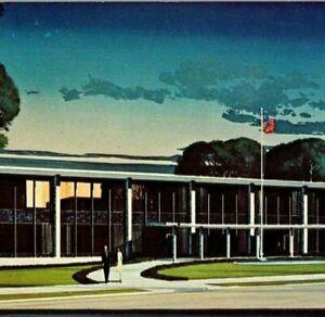 State Headquarters Building General Telephone company Pennsylvania Mid Century