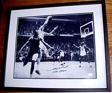 "JOHN HAVLICEK "" THE STEAL"" SIGNED & FRAMED  16 X20 PHOTOGRAPH TRISTAR COA"