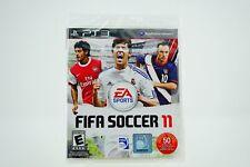 FIFA Soccer 11: Playstation 3 [Brand New] PS3