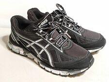 ASICS GEL-Scram 2 Men's Trail Running Shoes Black T3G2Q size 10 mint