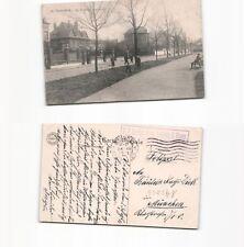 (b92006)   Feldpostansichtskarte Vilvorde an Kathi Dietl  München mit Stemp
